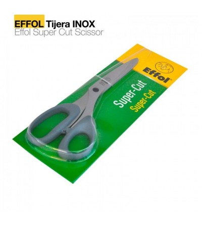 Tijera Inoxidable Effol Super Cut