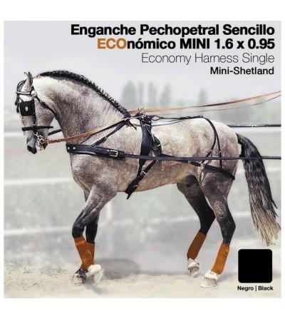 Enganche Pechopetral Sencillo Mini-Pony