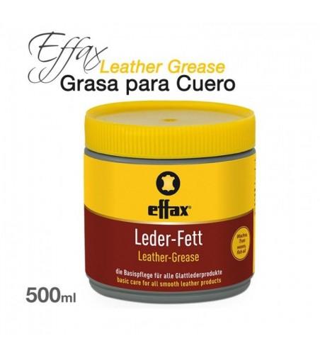 Effax Grasa para Cuero 500 ml