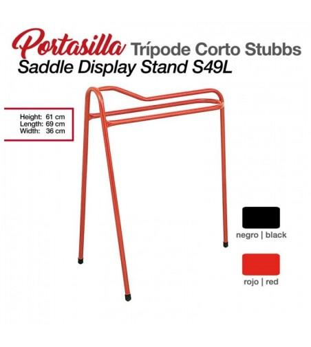 Portasilla Trípode Corto Stubbs S49L