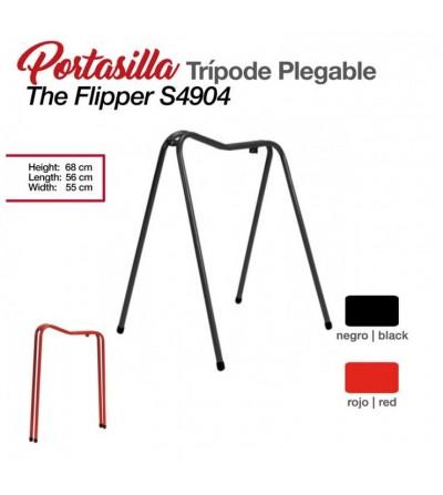 Portasilla Trípode Plegable S4904