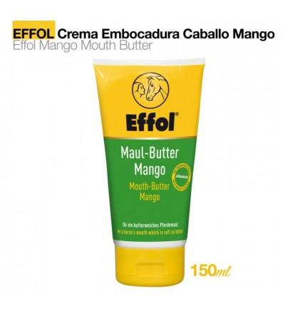 Effol Crema Embocadura Caballo Sabor Mango 150 ml