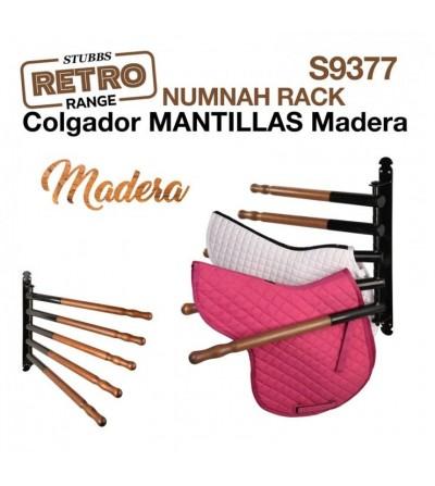 Colgador de Madera para Mantillas Stubbs Retro S9377