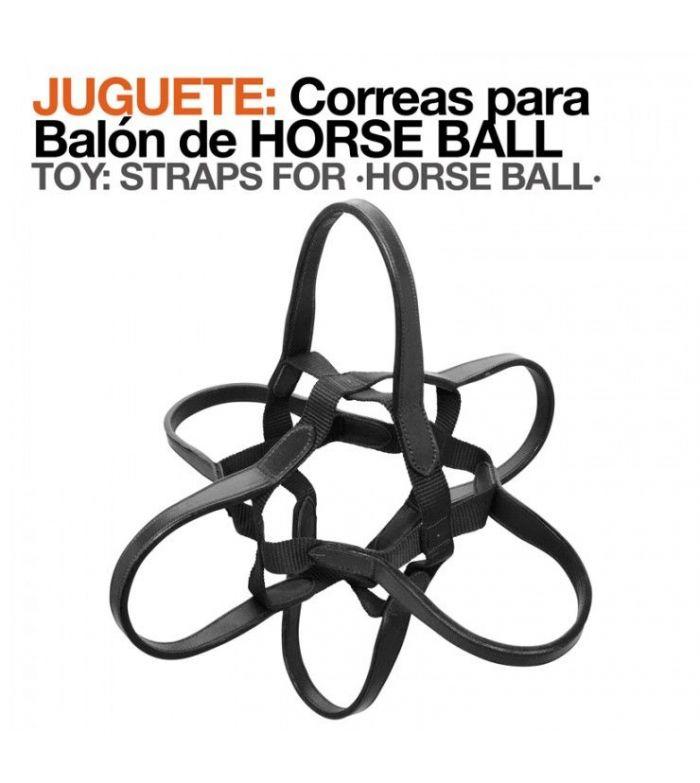 Juguete: Balón con Correas Horse-Ball