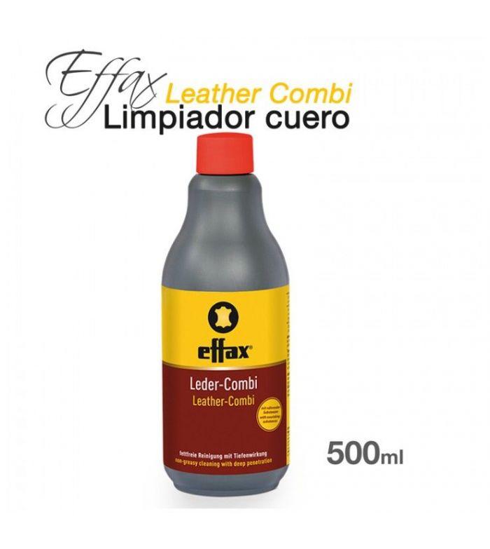 Effax Limpiador para todo tipo de Cuero 500 ml