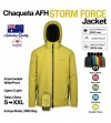 Chaqueta AFH Storm Force Jacket