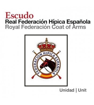 Escudo Real Federación Hípica Española