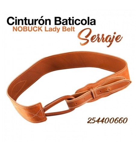 Cinturón Baticola Serraje 254400660
