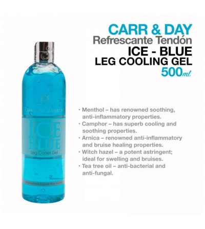Carr & Day Gel Refrescante Tendón 500 ml