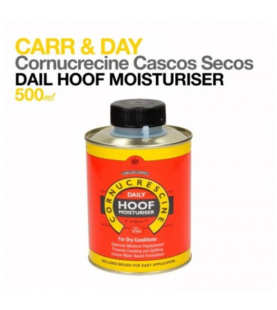 Carr&Day Cornucrescine Cascos Secos Moisturiser