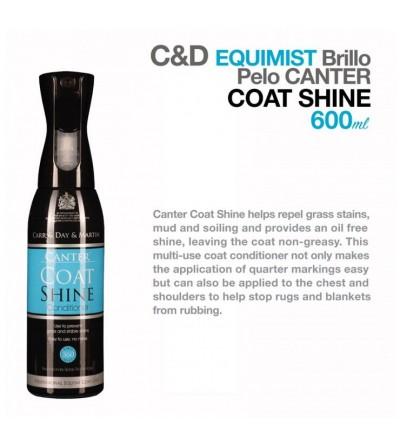 Carr&Day Equimist Brillo Pelo 600 ml