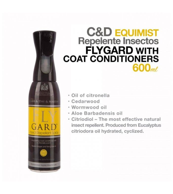 Carr&Day Equimist Repelente Insectos 600 ml