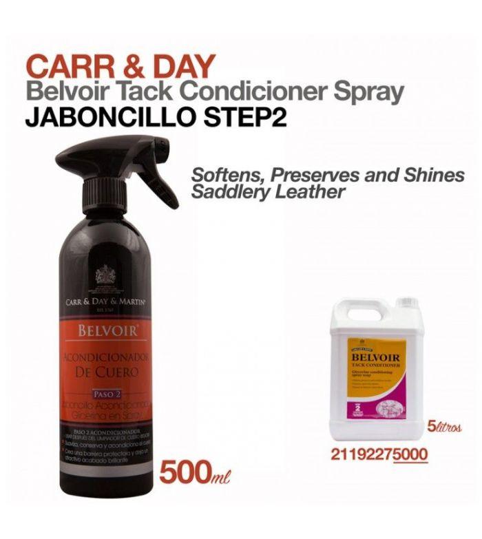 Carr&Day Acondicionador Paso 2