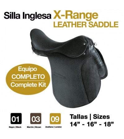 (Equipo Completo) Silla Inglesa X-Range
