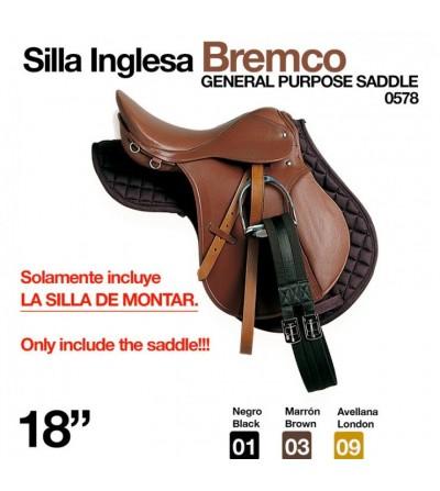 """Silla Inglesa Bremco 18"""""""
