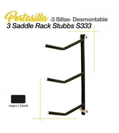 Portasilla 3 Sillas Desmontable Stubbs S333