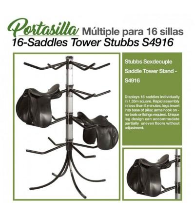 Portasilla Múltiple 16 Sillas S4916 Stubbs