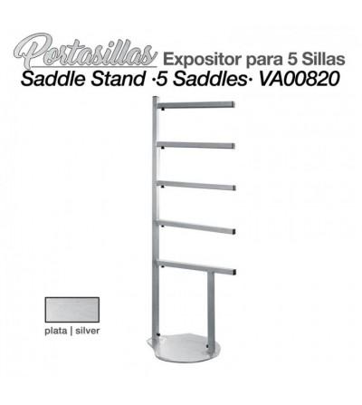 Portasillas Expositor para 5 Sillas Va00820