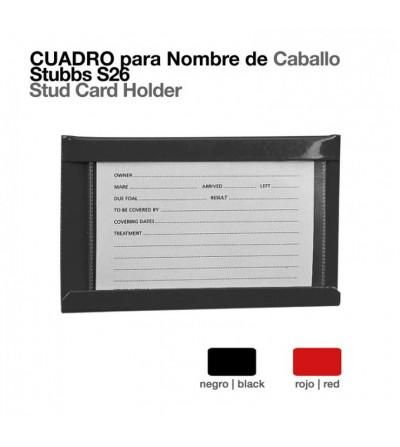 Cuadro para Nombre Caballo Stubbs S26