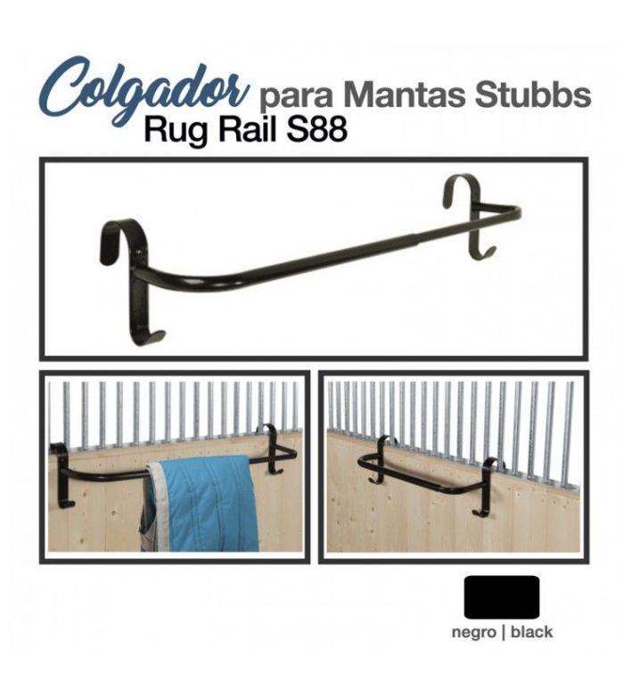 Colgador para Mantas Ajustable con Gancho Largo S8895