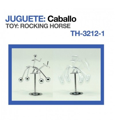 Juguete:Caballo Rocking Horse Th-3212-1