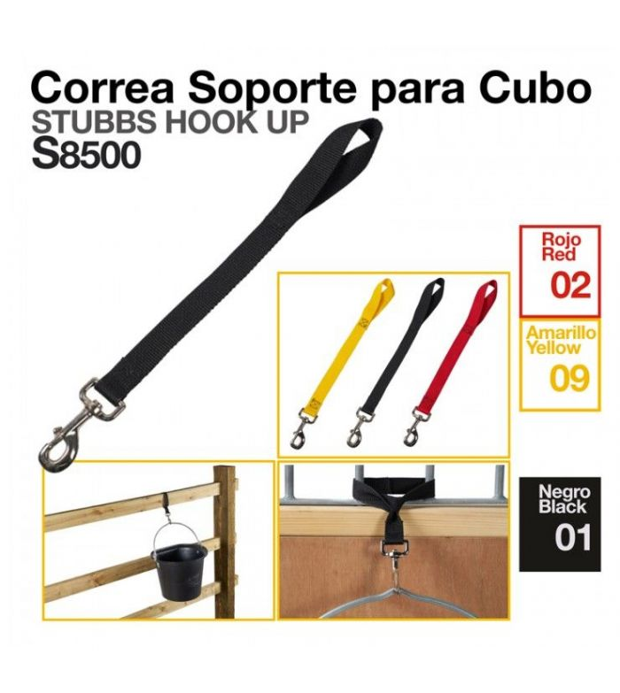 Correa Soporte para Cubo Stubbs 8500