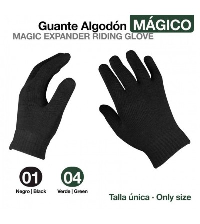 Guante de Algodón Magic (Talla única)