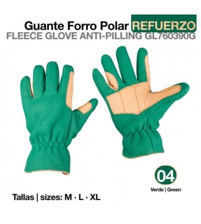 Guante Forro Polar con Refuerzo