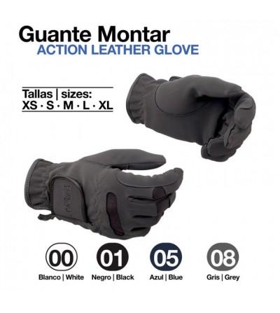 Guante de Equitación Action Glove