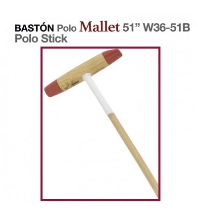 Bastón Polo Mallet W36-52B