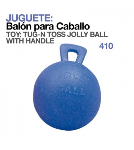 Juguete: Balón para Caballos Horse Ball