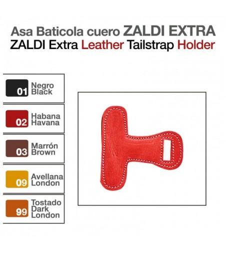 Asa para Baticola de Cuero Zaldi Extra