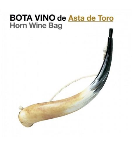 Bota de Vino Asta De Toro