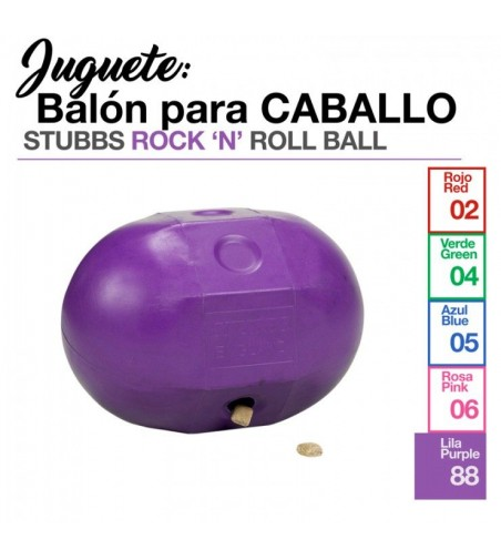 Juguete: Balón para Caballo Stubbs S420