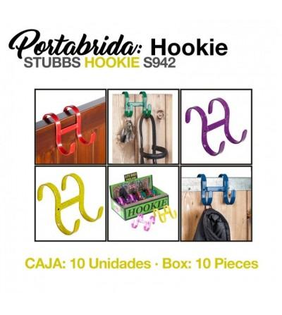 Portabrida Hookie Caja (10 Unidades) Stubbs S942