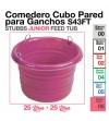 Comedero Cubo para Ganchos Stubbs S43FT 25 Litros