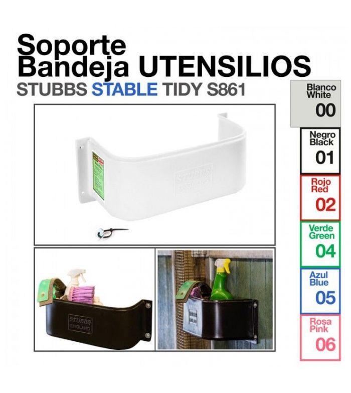 Soporte Bandeja Utensilios STUBBS S861