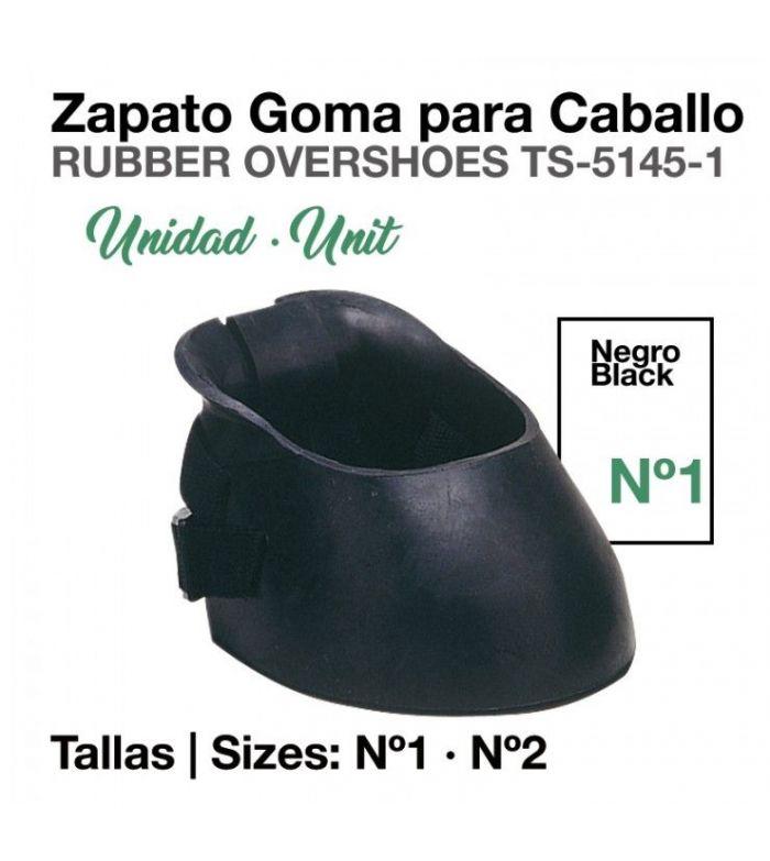 Zapato de Goma para Caballo (Unidad)