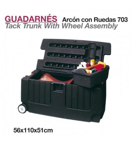 Arcón Guadarnés 1-Silla 56X110X51 cm