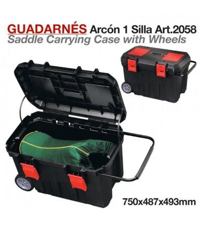 Arcón Guadarnés 1-Silla 750x487x493 mm