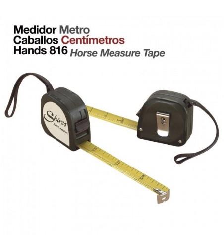 Medidor Metro Para Caballos Hands 816