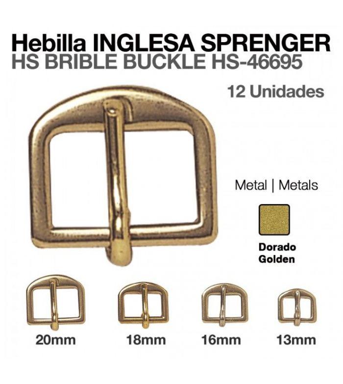 Hebilla Inglesa HS-Sprenger 46695 (12 Uds)