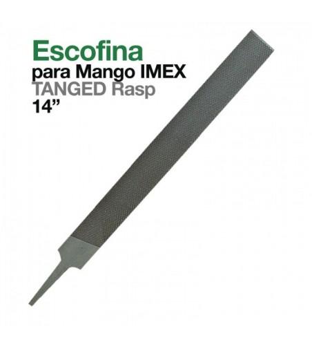 Escofina para Mango Imex 14