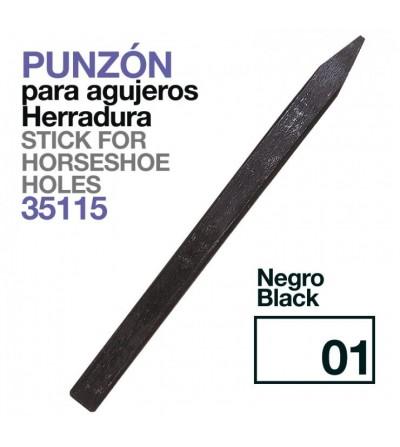Punzón para Agujeros Herradura 35115