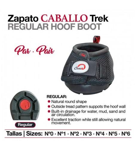 Zapato Caballo Trek (Par)