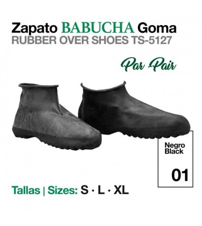 Zapato Babucha de Goma (Par)
