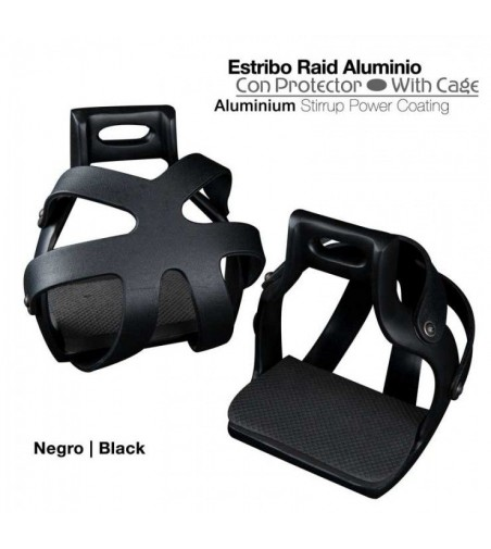 Estribo Endurance Aluminio con Protector