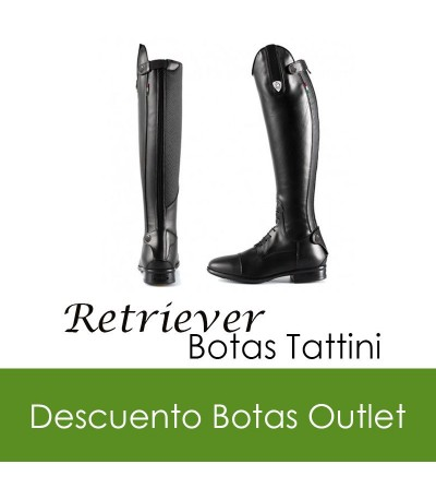 Bota de Montar Tattini Retriever OUTLET