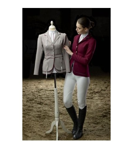Chaqueta Concurso Double Front Softshell Show Jacket