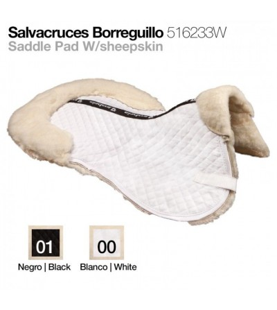 Salvacruces con Borreguillo Natural